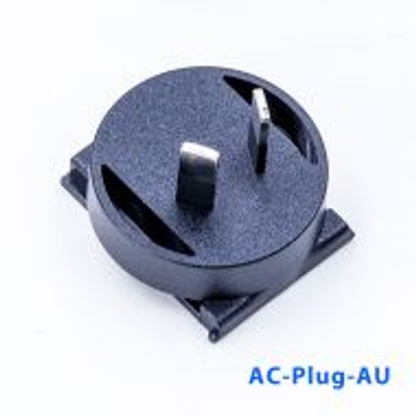 Mean Well NZ/AUS AC Inlet plug for GE12/18/24 Series