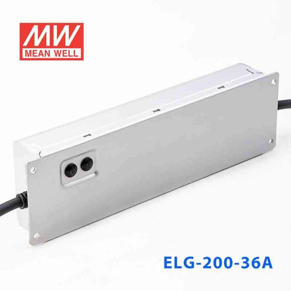 Mean Well ELG-200-36A Power Supply 200W 36V - Adjustable