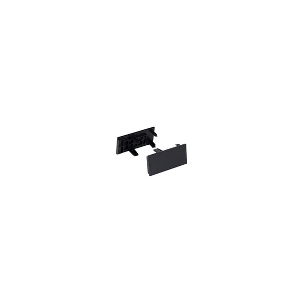 Motion S, Motion R, Motion T, End Caps - Pair - Black