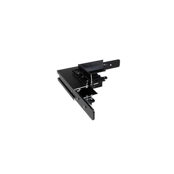 Motion T Corner Joiner, 48V, V90° - Black