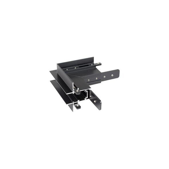 Motion T Corner Joiner, 48V, E90° - Black