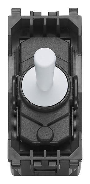 Vimar Eikon 1P 10AX 2-Way Switch Vintage White