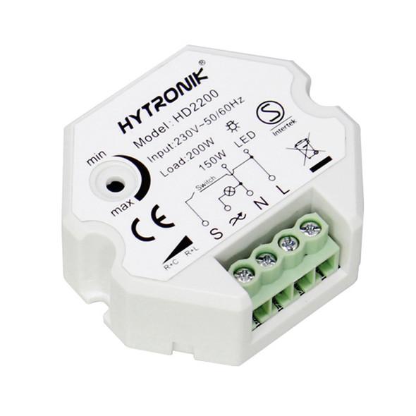 Hytronik Push-type Trailing Edge Dimmer Switch-Dim