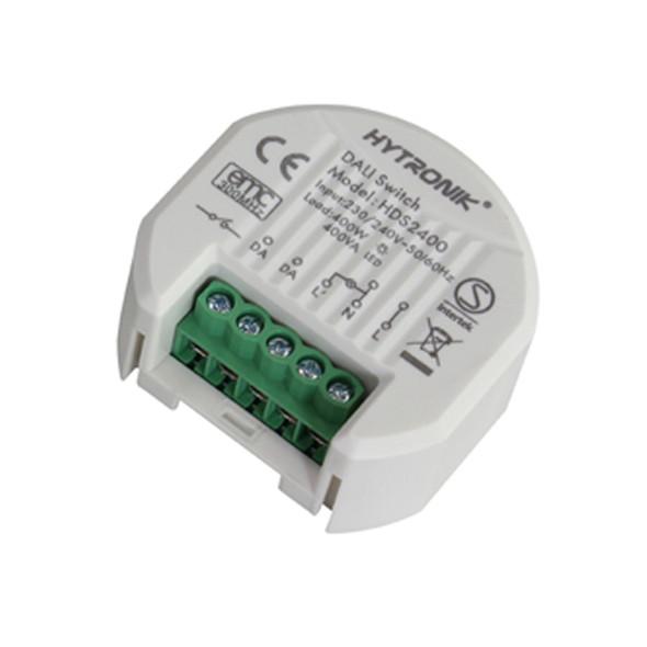 Hytronik Stand Alone DALI Switch 400VA 0~240VAC 1.67A on/off Control