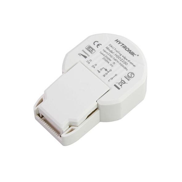 Hytronik DALI control signal to trailing edge driver or transformer