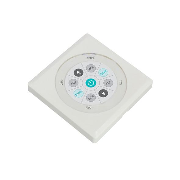 Hytronik System DALI Control Panel (Wall Switch)