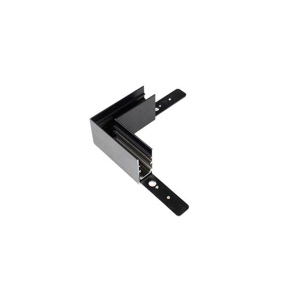 Motion S Corner Joiner, 48V, H90° - Black