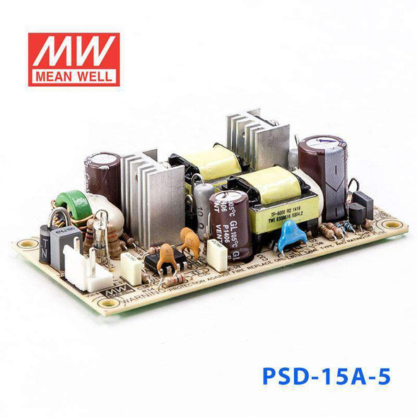Mean Well PSD-15A-5 Switching Power Supply 15W 5V