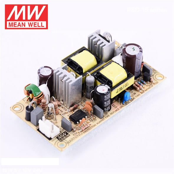 Mean Well PSD-15B-5 Switching Power Supply 15W 5V