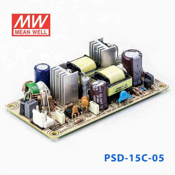 Mean Well PSD-15C-5 Switching Power Supply 15W 5V