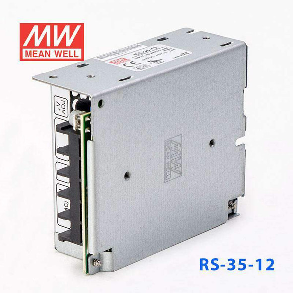 Mean Well RS-35-12 Power Supply 35W 12V