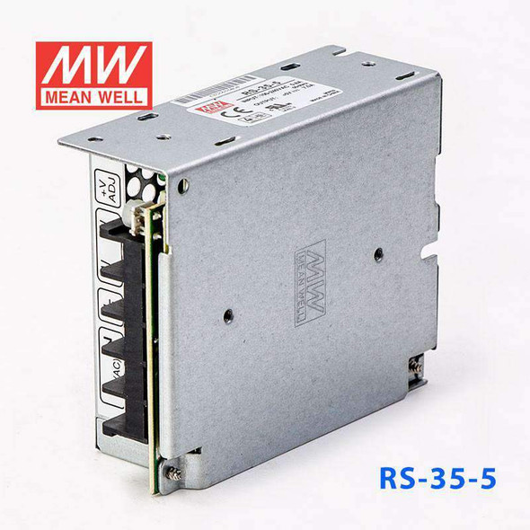 Mean Well RS-35-5 Power Supply 35W 5V