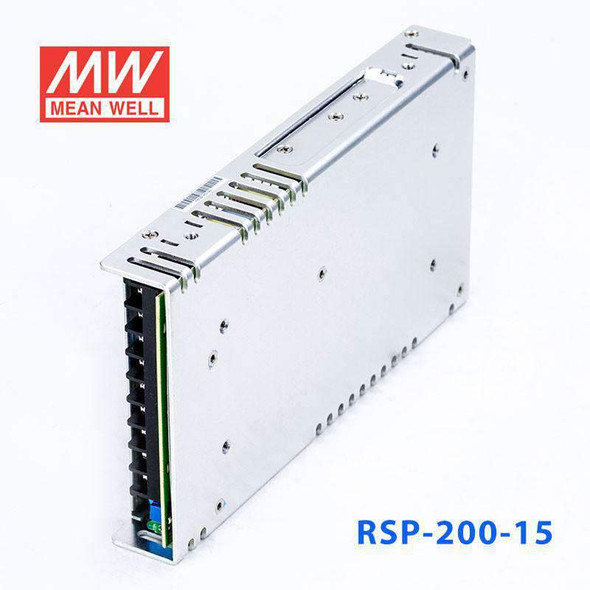 Mean Well PSP-200-15 Power Supply 200W 15V