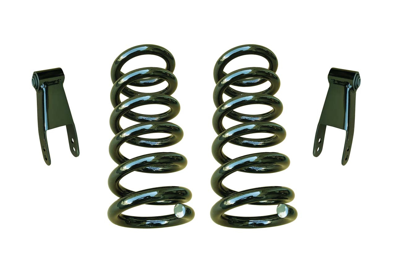 2in Lowering Coil Drop Kit for 88-91 C1500 Std Cab