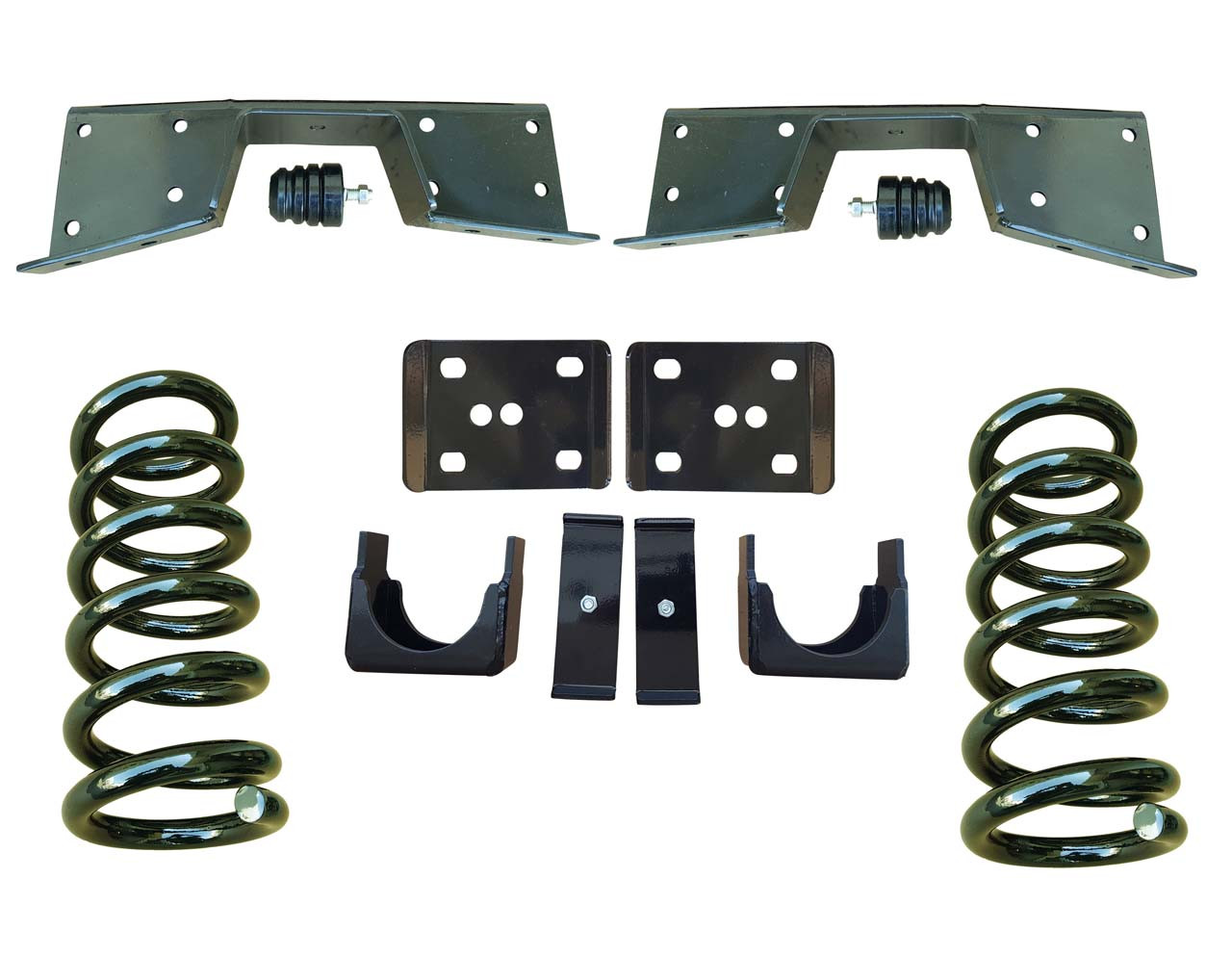 3/6 Lowering Kit and C-Notch for 01-06 Chevrolet Silverado