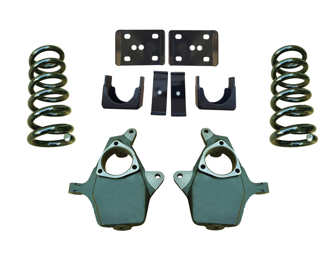 99-06 Chevrolet Silverado 4/6 Drop Kit Coil Springs