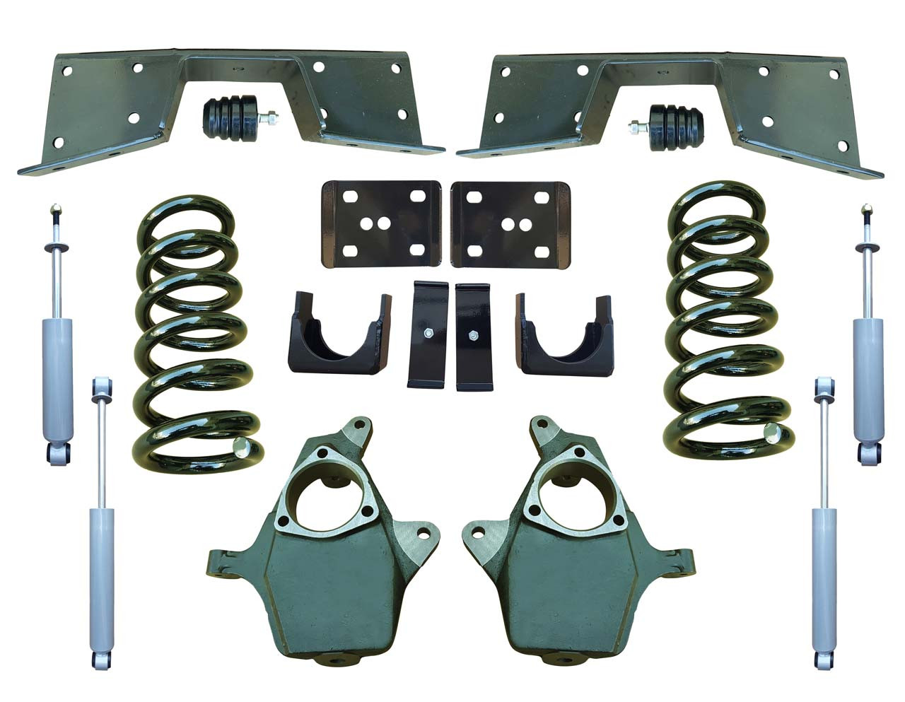 Complete 5/6 Lowering Kit for 99-00 Chevrolet Silverado