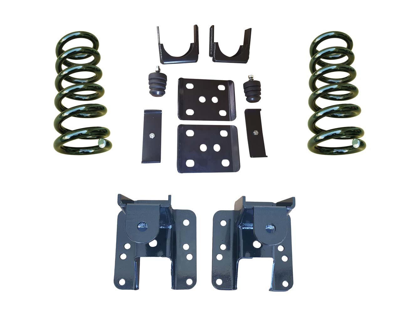 2014+ Chevrolet Silverado 3/5 to 3/6 Adjustable Drop Kit