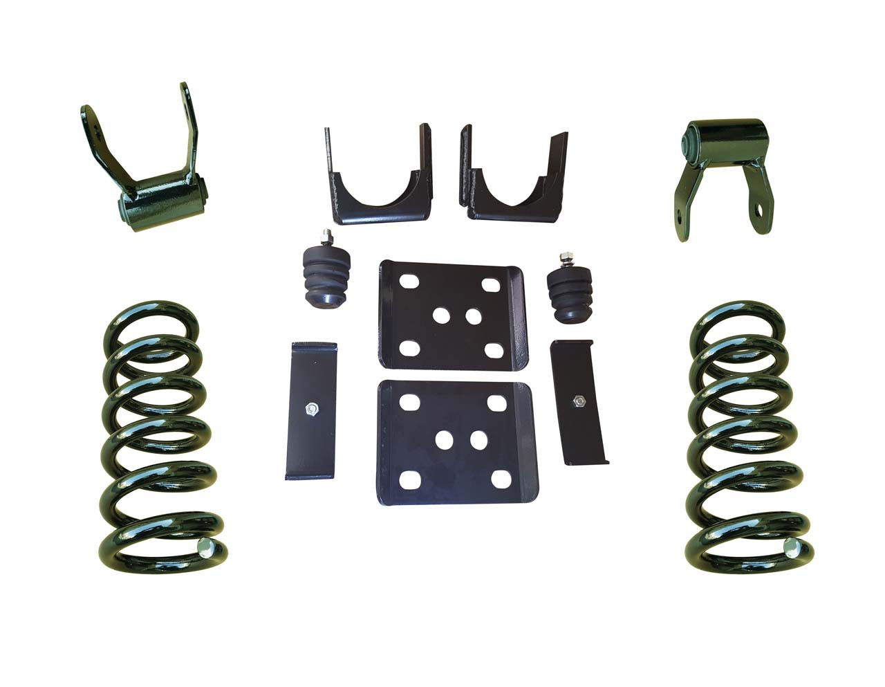 "2014+ Chevrolet Silverado 3""/6"" Drop Kit"