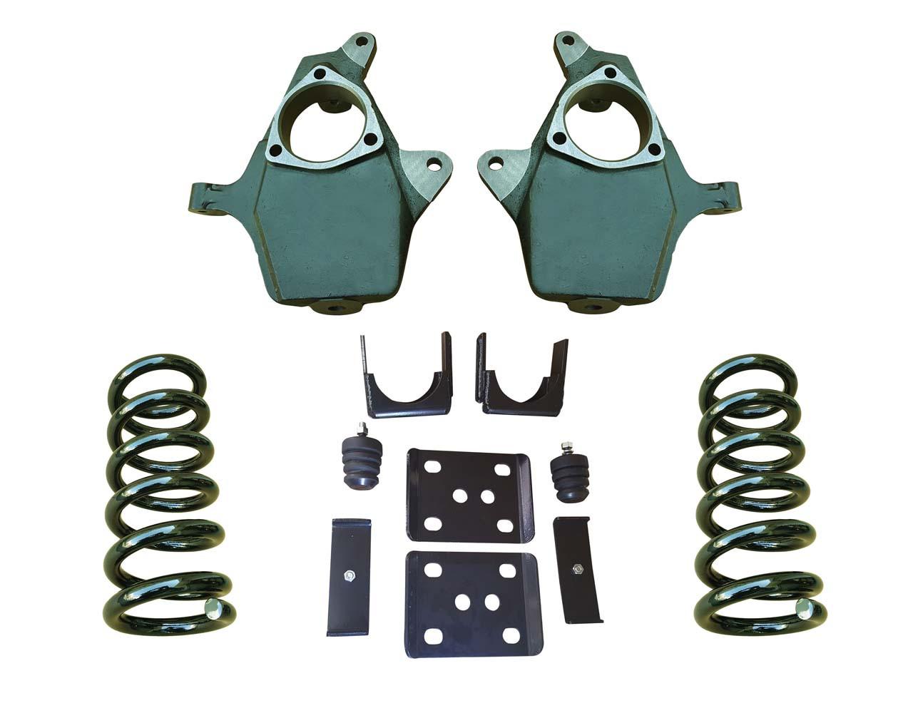"2014+ Chevrolet Silverado 5""/7"" Drop Kit"