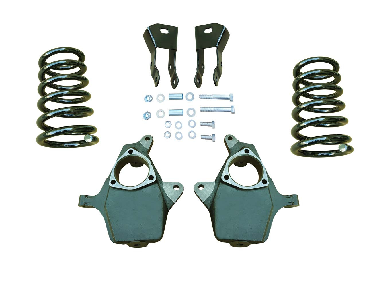 "00-06 Chevrolet / GMC SUV 2""/4"" Drop Kit with Extenders"