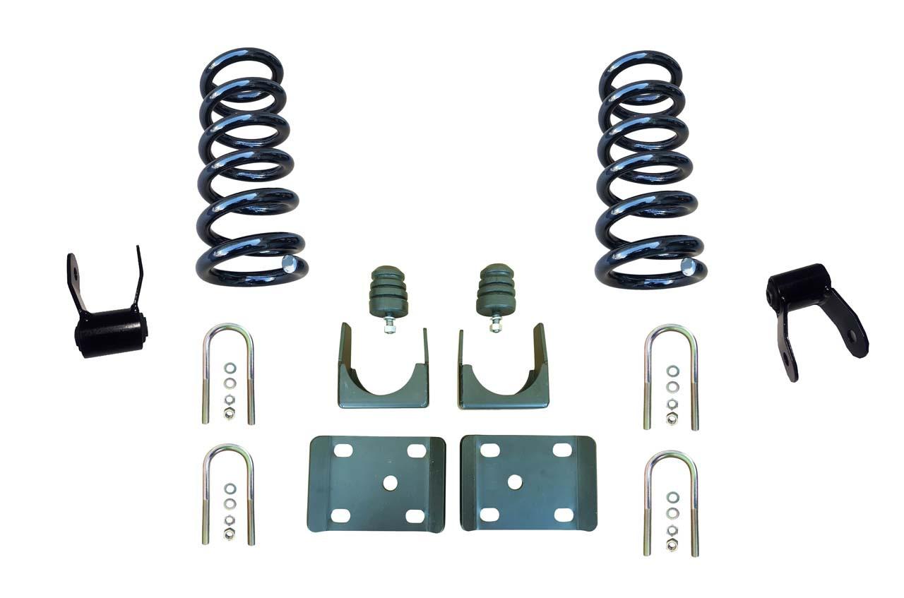 "97-03 Ford F150 (2WD V8 Regular Cab) 3""/5"" Drop Kit"