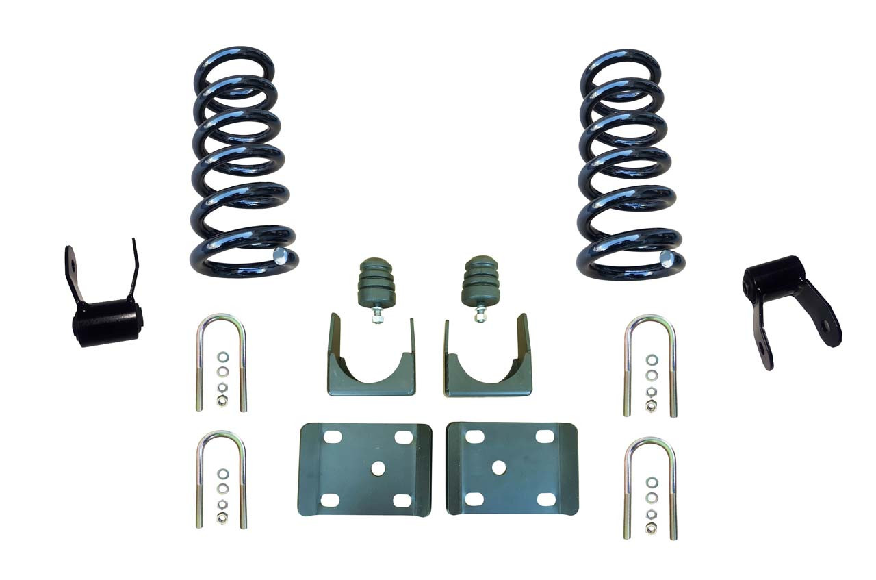 "97-03 Ford F150 (2WD V8 Extended Cab) 3""/5"" Drop Kit"