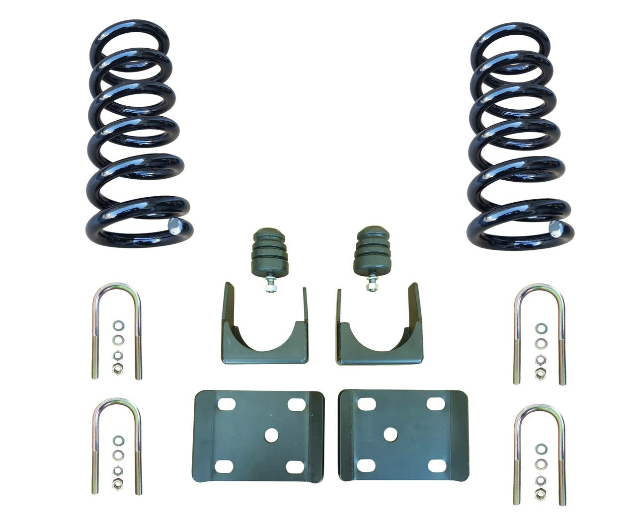 "97-03 Ford F150 (2WD V6 Extended Cab) 3""/6"" Drop Kit"