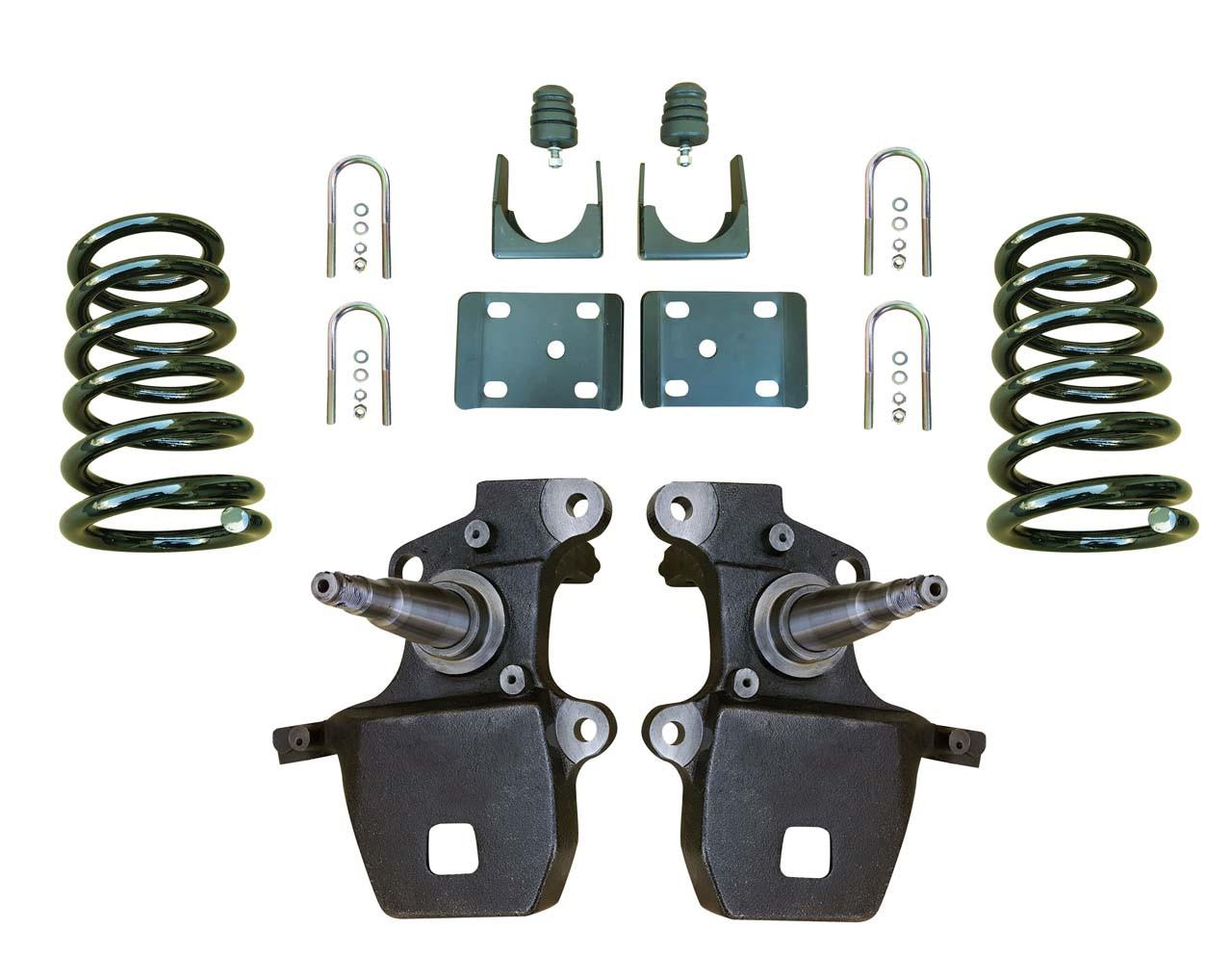 "97-03 Ford F150 (2WD V8 Regular Cab) 4""/6"" Drop Kit"