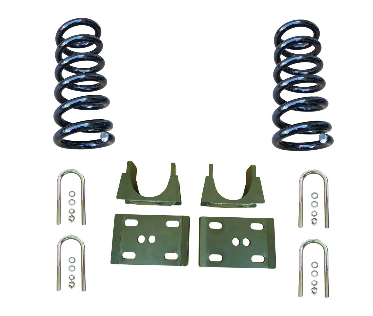 "94-01 Dodge Ram 1500 (2WD V8 Regular Cab) 3"" / 6"" Drop Kit"