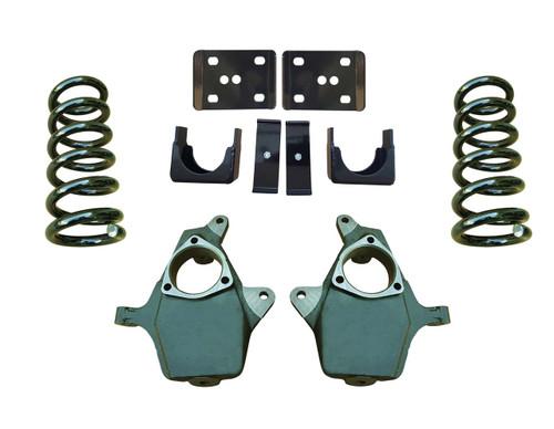 99-06 GMC Sierra 4/6 Drop Kit Coil Springs