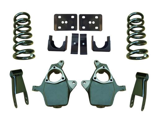 99-06 GMC Sierra 4/7 Drop Kit Coil Springs