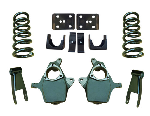 99-06 GMC Sierra 5/7 Drop Kit Coil Springs