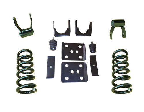 "07-13 GMC Sierra 3""/6"" Drop Kit"