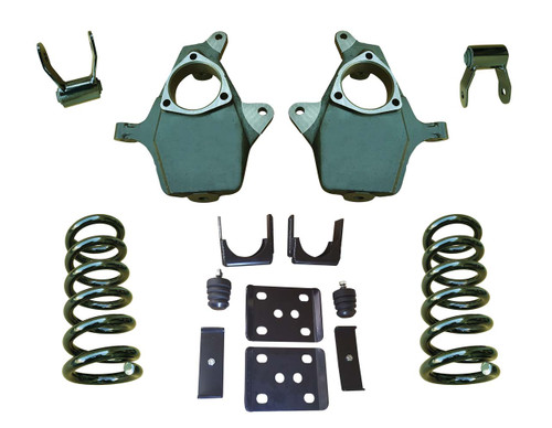 "07-13 GMC Sierra 4""/6"" Drop Kit"