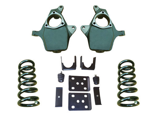 "07-13 GMC Sierra 4""/7"" Drop Kit"