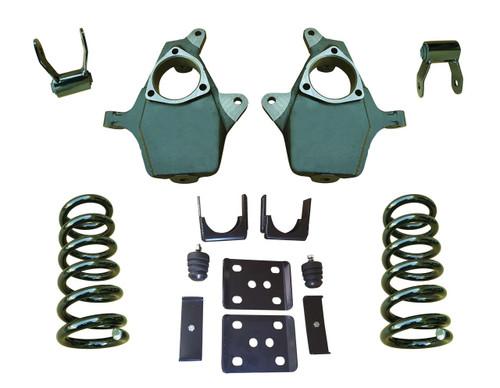 "07-13 Chevrolet Silverado 5""/6"" Drop Kit"
