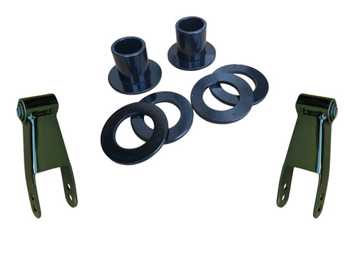 "1"" - 2"" Adjustable Drop Kit for 2014+ Silverado / Sierra 1500"