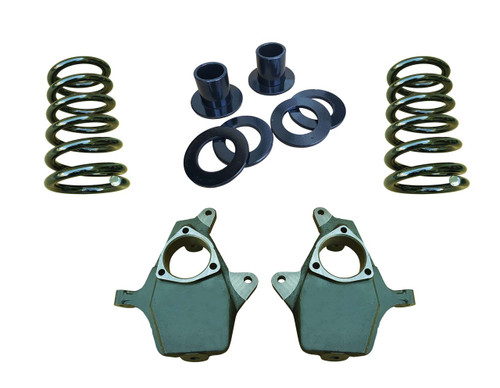 "07-14 Chevrolet / GMC SUV Models 3-4""/4"" Adjustable Lowering Kit"