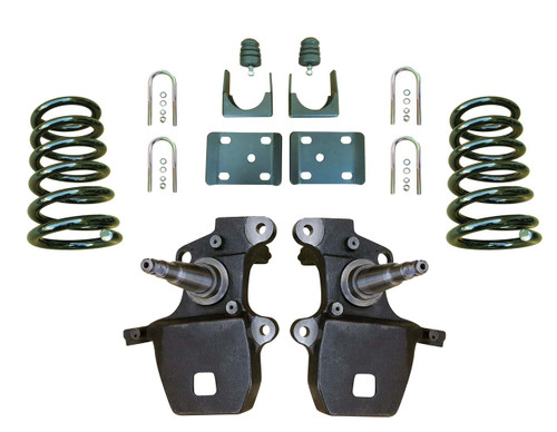 "97-03 Ford F150 (2WD V8 Extended Cab) 4""/6"" Drop Kit"