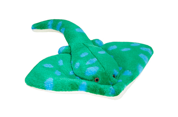 Gordon Stingray Plush Dog Toy