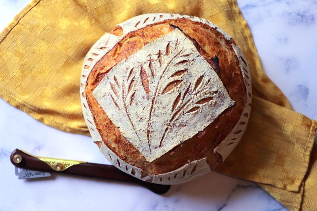 Black Walnut Bread Lame