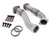 Dieselsite Stainless Steel Up-Pipes 7.3 Powerstroke
