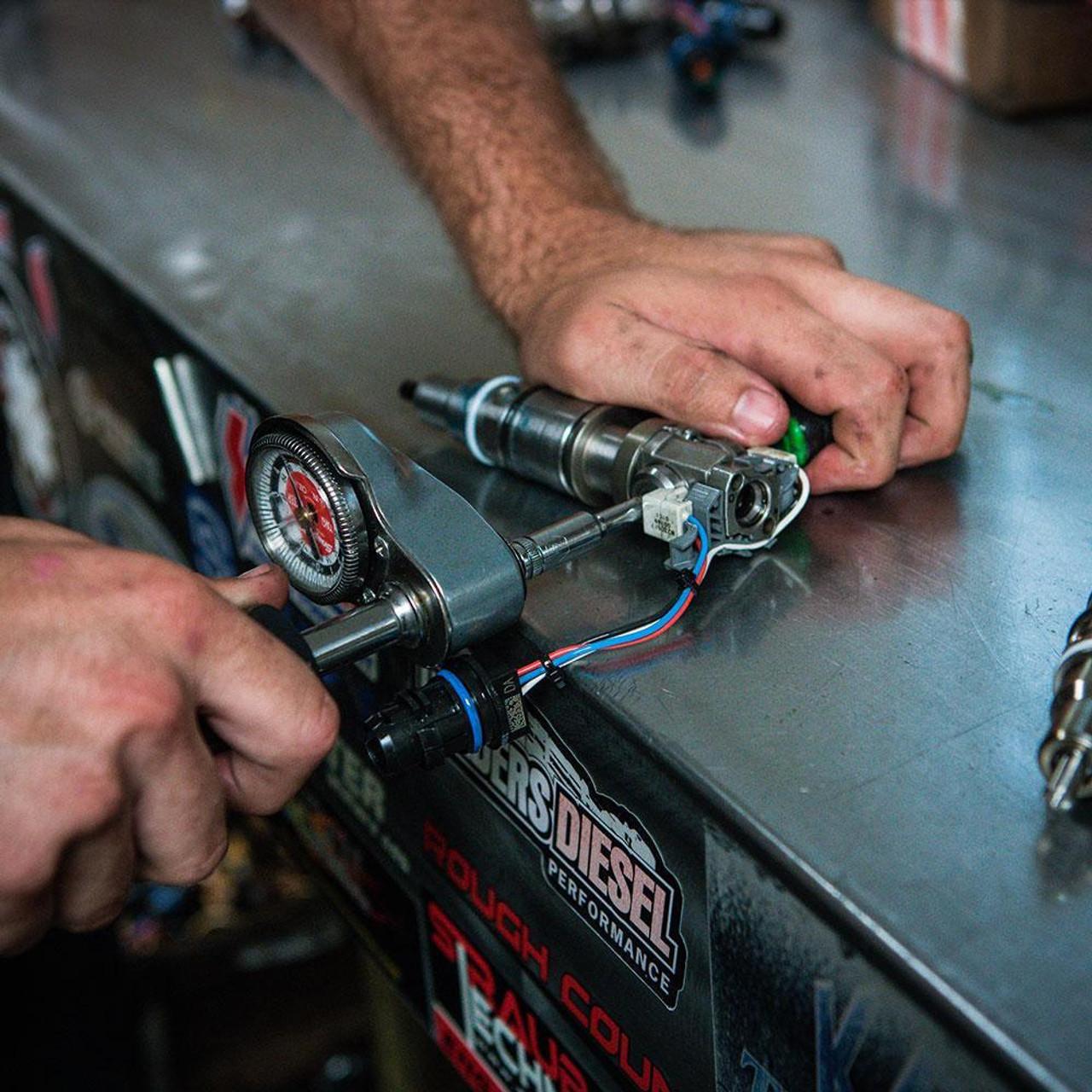 Holders Premium Injector Set Stage 1 155CC