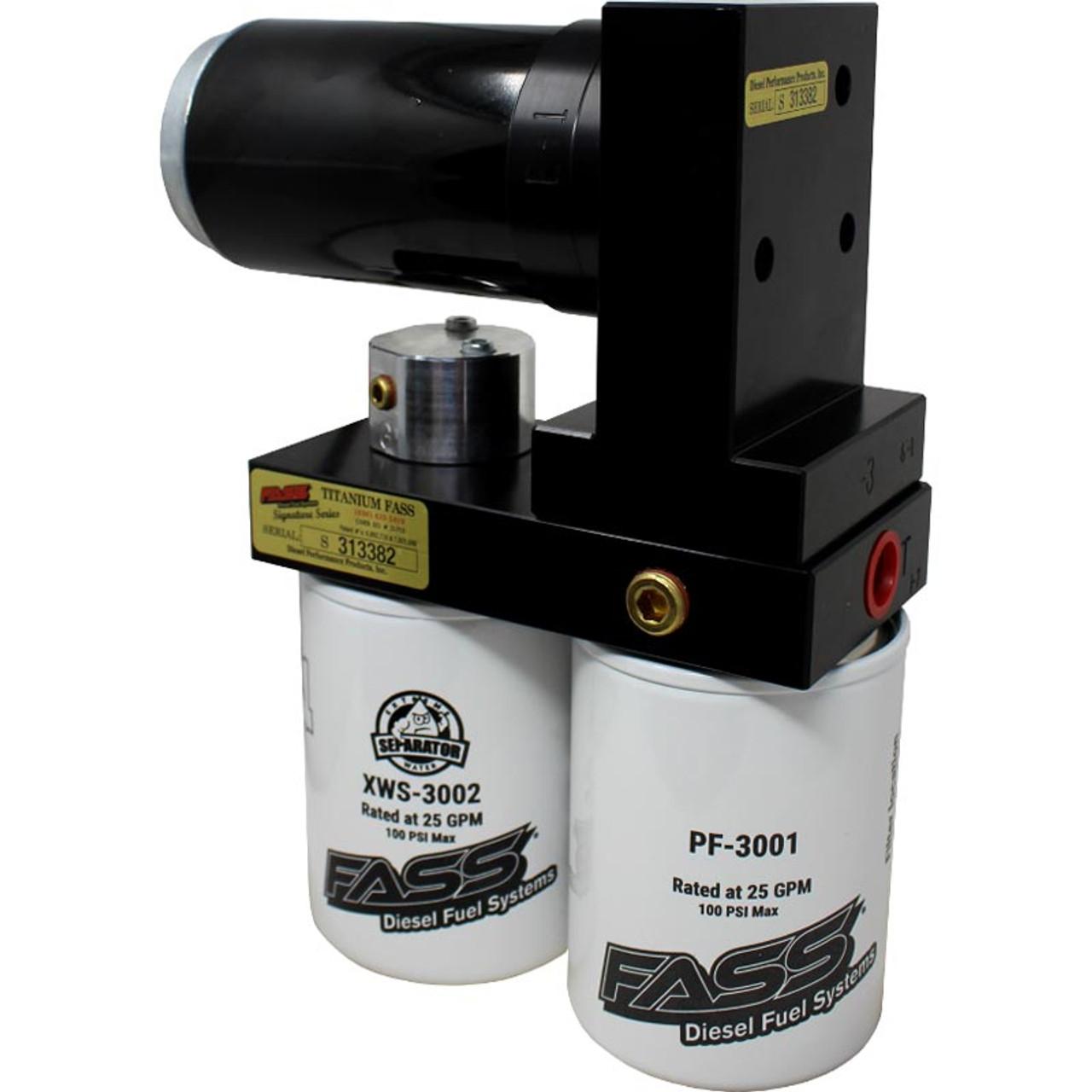 Fass Titanium Fuel Pump 140GPH