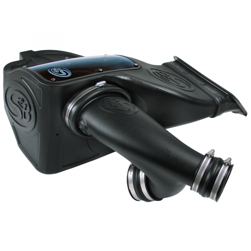 S&B COLD AIR INTAKE FOR 2015-2017 FORD F-150 2.7L, 3.5L ECOBOOST