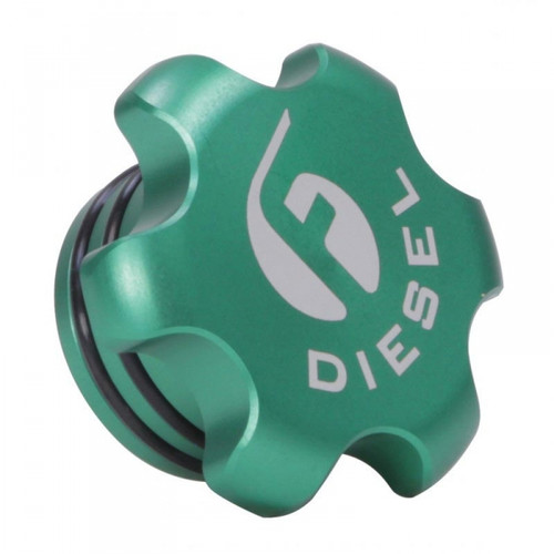 Fleece Anodized Billet Fuel Cap 2013-2018
