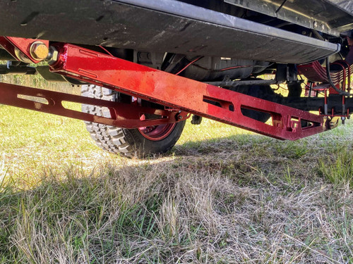 UCF BOLT ON LADDER BAR KIT 1999-2010 FORD F250/F350/F450