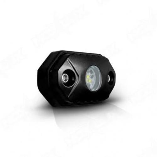ZROADZ  6 PIECE RGB COLOR LED ROCK LIGHTS-UNIVERSAL - ROCKER LED LIGHT KIT - RGB