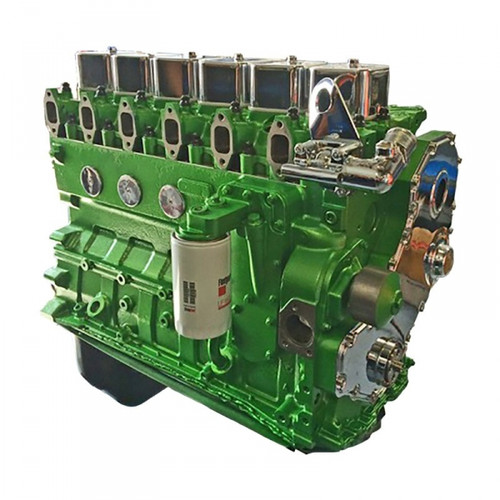 INDUSTRIAL INJECTION REMAN PERFORMANCE LONG BLOCK ENGINE